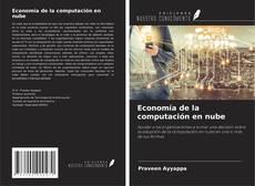 Portada del libro de Economía de la computación en nube
