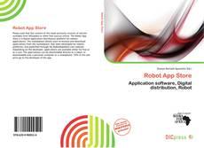 Buchcover von Robot App Store