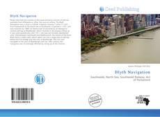 Bookcover of Blyth Navigation