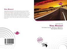 Bookcover of Nixa, Missouri