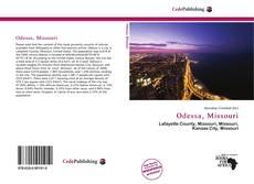 Bookcover of Odessa, Missouri
