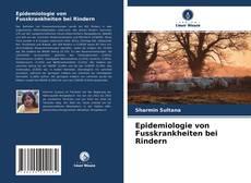 Обложка Epidemiologie von Fusskrankheiten bei Rindern