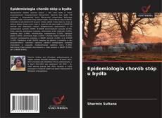 Bookcover of Epidemiologia chorób stóp u byd?a