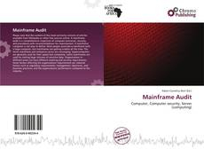 Bookcover of Mainframe Audit