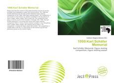 Buchcover von 1998 Karl Schäfer Memorial