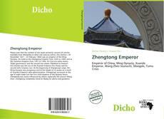 Bookcover of Zhengtong Emperor