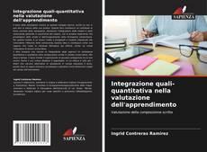 Обложка Integrazione quali-quantitativa nella valutazione dell'apprendimento