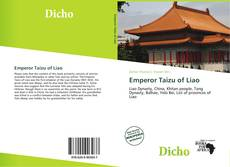Bookcover of Emperor Taizu of Liao