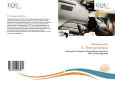 S. Ramachandra kitap kapağı