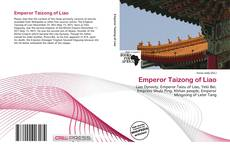 Bookcover of Emperor Taizong of Liao
