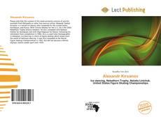Bookcover of Alexandr Kirsanov