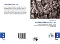 Bookcover of Emperor Muzong of Liao