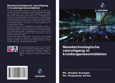Buchcover von Nanotechnologische vooruitgang in kruidengeneesmiddelen