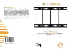 Buchcover von Jeeva (Director)