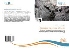 Portada del libro de Emperor Daozong of Liao