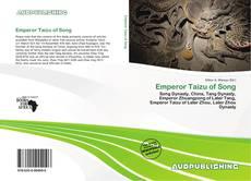 Portada del libro de Emperor Taizu of Song