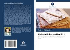 Unheimlich-verständlich的封面