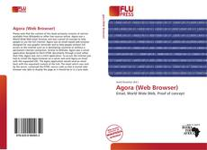 Bookcover of Agora (Web Browser)