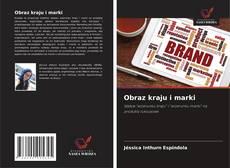 Capa do livro de Obraz kraju i marki
