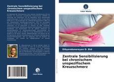 Portada del libro de Zentrale Sensibilisierung bei chronischem unspezifischem Kreuzschmerz