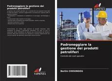 Capa do livro de Padroneggiare la gestione dei prodotti petroliferi