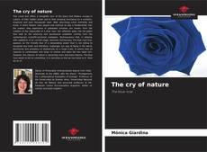 The cry of nature kitap kapağı
