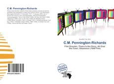 Buchcover von C.M. Pennington-Richards