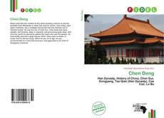 Bookcover of Chen Deng