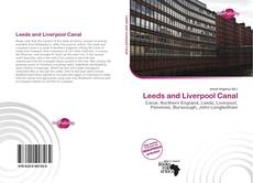 Bookcover of Leeds and Liverpool Canal