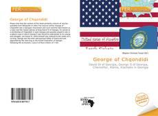 Buchcover von George of Chqondidi