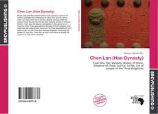 Chen Lan (Han Dynasty) kitap kapağı