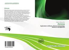 Bookcover of Zenoss