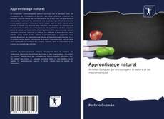 Bookcover of Apprentissage naturel