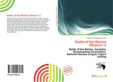 Buchcover von Battle of the Blades (Season 1)