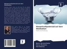 Bookcover of Wasserkraftpotenzial auf dem Westbalkan