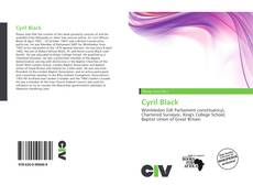 Couverture de Cyril Black
