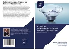 Bookcover of Potencial hidroeléctrico en los Balcanes Occidentales