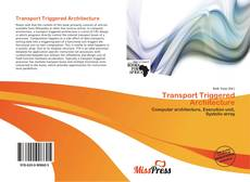 Bookcover of Transport Triggered Architecture