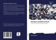 Buchcover von Eenzaam wolfsterrorisme