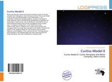 Borítókép a  Curtiss Model E - hoz