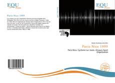 Paris-Nice 1999 kitap kapağı