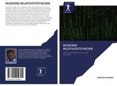 Bookcover of MODERNE RELATIVITEITSTHEORIE