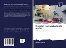 Bookcover of Diversiteit van mycobacteriële soorten