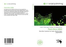 Paris-Nice 2004 kitap kapağı