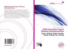 Buchcover von 2006 Canadian Figure Skating Championships