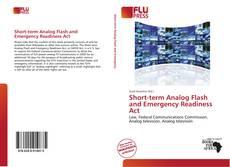Portada del libro de Short-term Analog Flash and Emergency Readiness Act