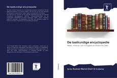 De taalkundige encyclopedie kitap kapağı