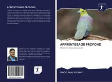 Buchcover von APPRENTISSAGE PROFOND