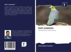 Buchcover von DEEP LEARNING