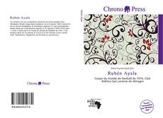 Portada del libro de Rubén Ayala